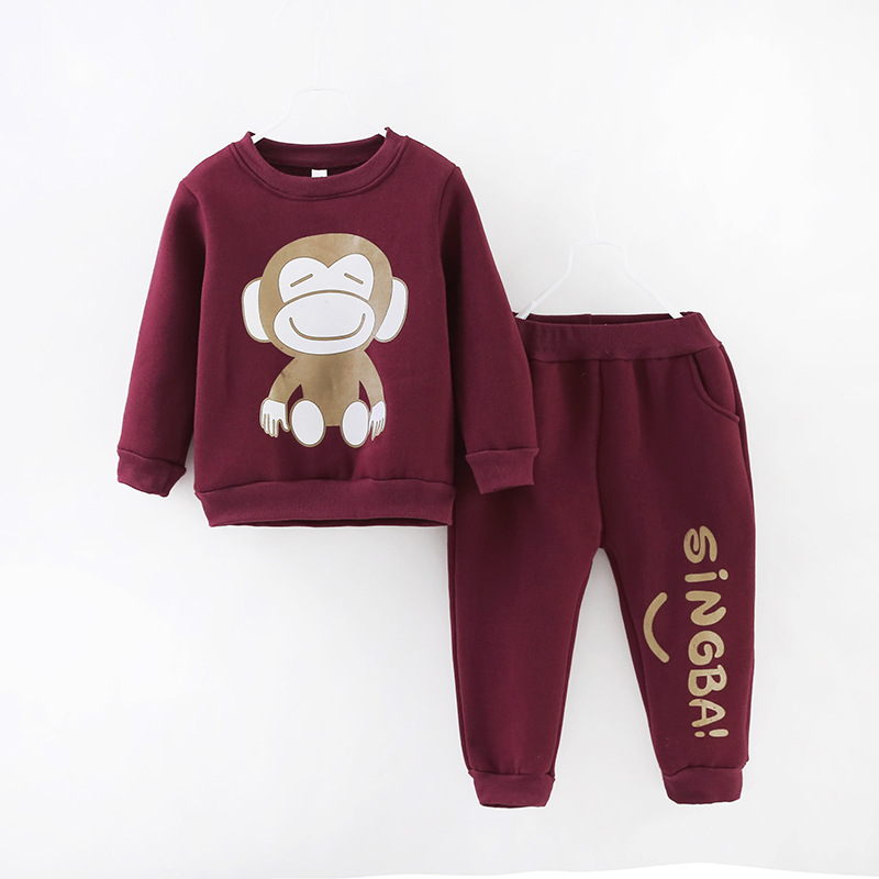 Kids-Tracksuit-2015-Cotton-Thicken-Fleece-Boys-Sweat-suits-Cartoon-Girls-Winter-Clothes-Set-Toddler-Sweat