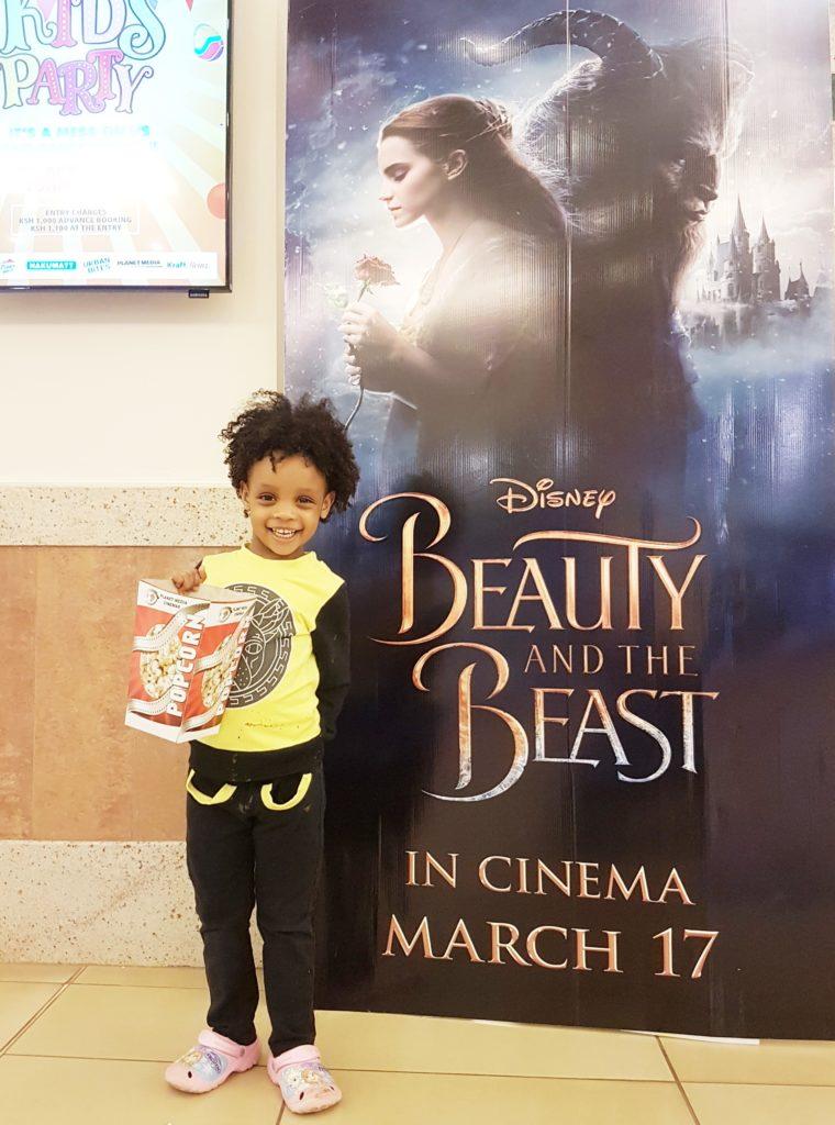 Lilmissbelle- Beauty & The Beast 1