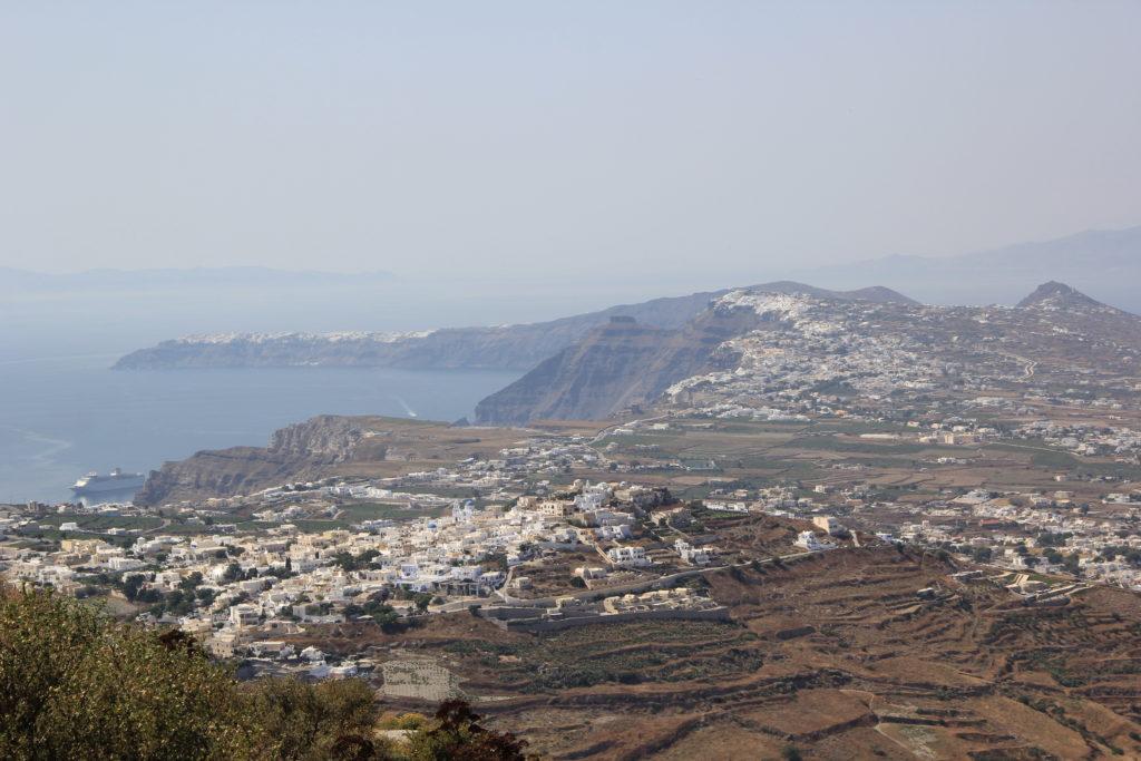 Lilmissbelle Santorini