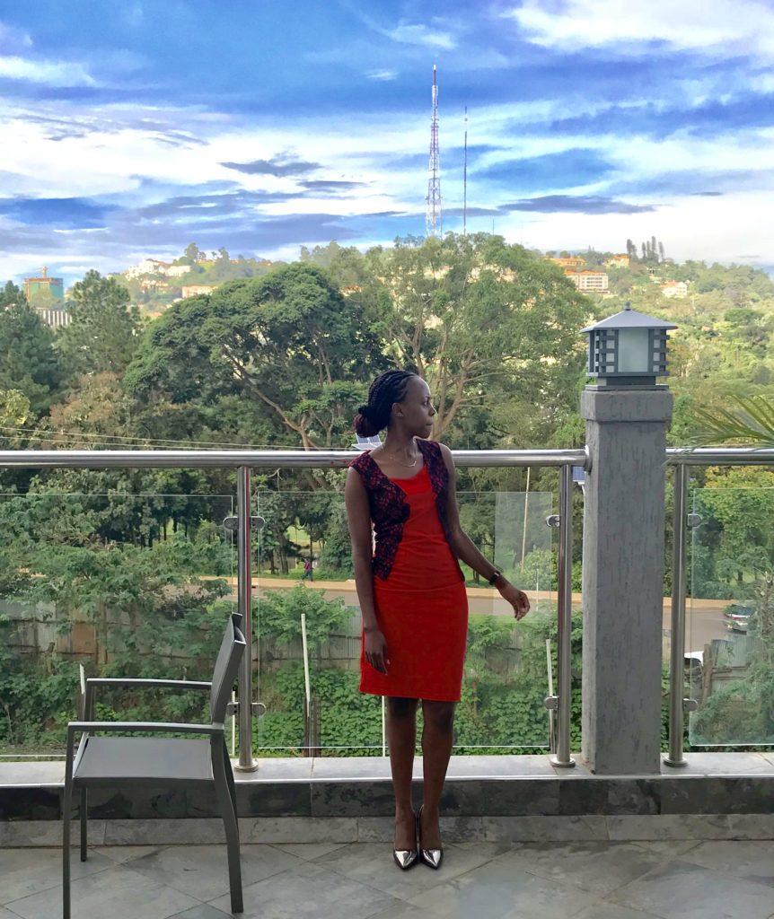 Lilmissbelle- Kampala