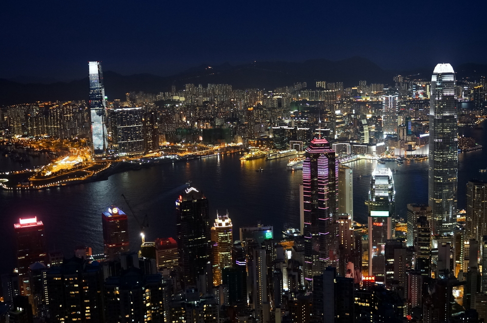 Lilmissbelle- Hong Kong